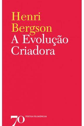 A EVOLUCAO CRIADORA - 2019