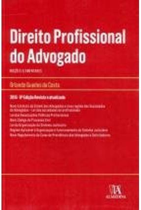 DIREITO PROFISSIONAL DO ADVOGADO