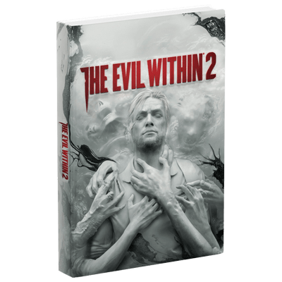 The Evil Within 2 Collector's Edition Strategy Guide