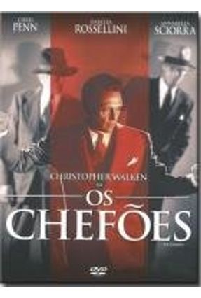 Dvd os Chefões - The Funeral