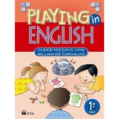 Playing In English - 1º Ano