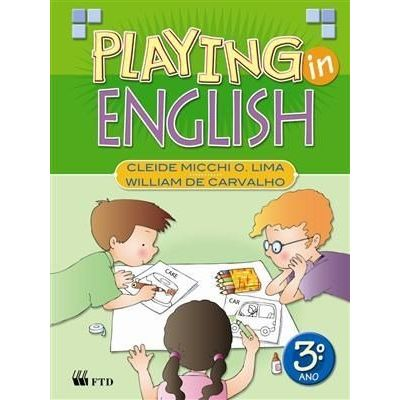 Playing In English - 3º Ano