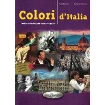 Colori D´Italia + Cd Audio
