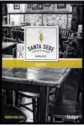Santa Sede - Crônicas de Botequim - Penz,Rubem pdf epub