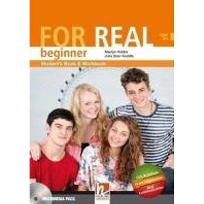 For Real Beginner Students Pack With Cd-Rom