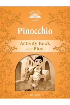 Pinocchio - Activity Book Ct -  Level 5- 2ª Edition - Sue Arengo | Tagrny.org