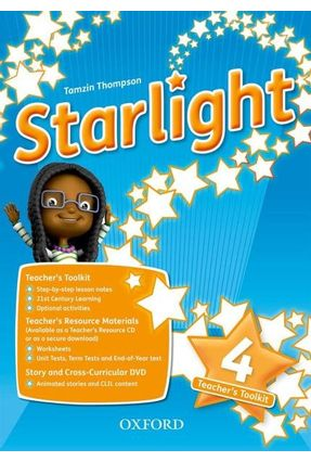 Starlight - Level 4 Teachers Toolkit Pk - Suzanne Torres Helen Casey Kirstie Grainger pdf epub