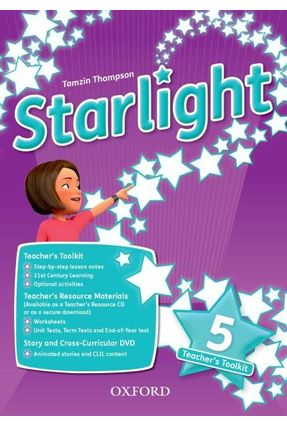 Starlight - Level 5 Teachers Toolkit Pk - Suzanne Torres Helen Casey Kirstie Grainger pdf epub