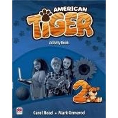 American Tiger 2 Activity Book
