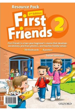 First Friends - Level 2 - Teacher's Resource Pack - 2ª Edition - Susan Iannuzi   Nisrs.org