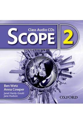 Scope - Level 2 - Class Cd - Ben Wetz | Hoshan.org
