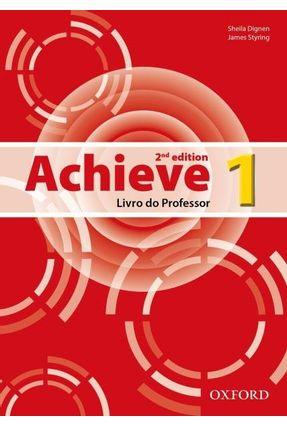 Achieve - Level 1 - Teacher's Book Portuguese - 2ª Edition - Sylvia Wheeldon Colin Campbell Airton Pozo de Mattos | Hoshan.org