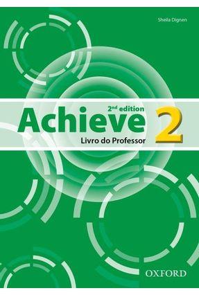 Achieve - Level 2 - Teacher's Book Portuguese - 2ª Edition - Sylvia Wheeldon Colin Campbell Airton Pozo de Mattos | Hoshan.org
