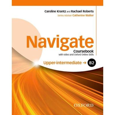 Navigate B2 Upper-Intermediate - Coursebook With DVD And Oxford Online