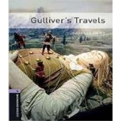 Gullivers Travel - Level 4 - Pack Mp3