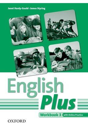 English Plus - Level 3 - Workbook W Online Practice - Ben Wetz Diana Pye Nicholas Tims | Tagrny.org