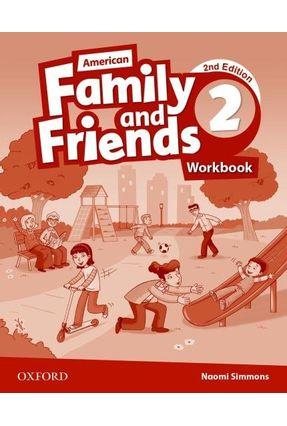Am Family And Friends - Level 2 - Workbook - 2ª Edition - Naomi Simmons Tamzin Thompson Jenny Quintana pdf epub