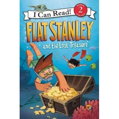 I Can Read!: Level 2 - Flat Stanley And The Lost Treasure