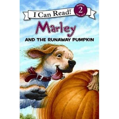 I Can Read Marley - Level 2 (Paperback) - Marley And The Runaway Pumpkin