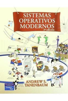 Sistemas Operativos Modernos 3ed - TANENBAUM ,ANDREW S. | Hoshan.org