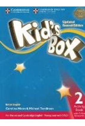 Kid's Box - Activity Book - Level 2