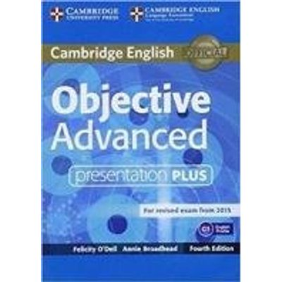 Objective Advanced Presentation Plus Dvd Rom - 4Th Ed