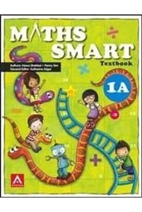 Math Smart - Textbook- 1 A - Shahbal,Hawa Sim,Penny | Tagrny.org