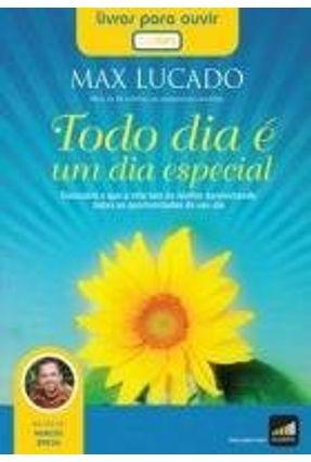 Todo Dia E Um Dia Especial - Audiolivro
