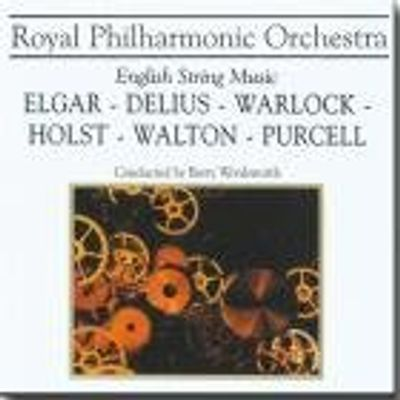 Cd Royal Philharmonic Orchestra - Elgar Delius Warlock Holst Wal