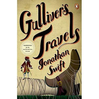 Gulliver's Travels - And Alexander Pope's Verses On Gulliver's Travels