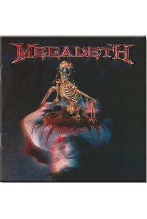 Cd Megadeth - The World Needs a Hero