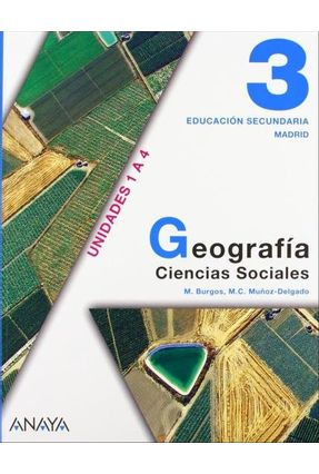 Geografía 3 - Ciencias Sociales - Alonso,Manuel Burgos | Nisrs.org