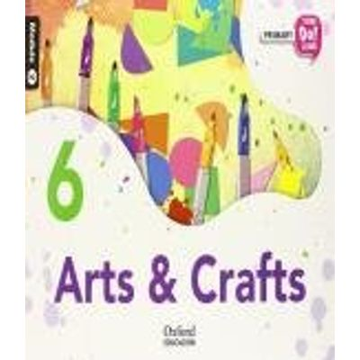 Arts And Crafts 6 - Student Pack With Audio Cd