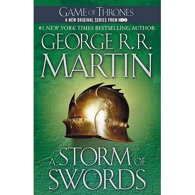 Storm Of Swords: A Song Of Ice And Fire: Book Three