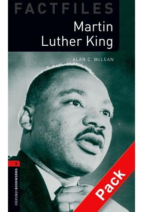 Martin Luther King (oxford Bookworm Factifile 3) 2ed CD Pack - Mclean. Alan C   Nisrs.org