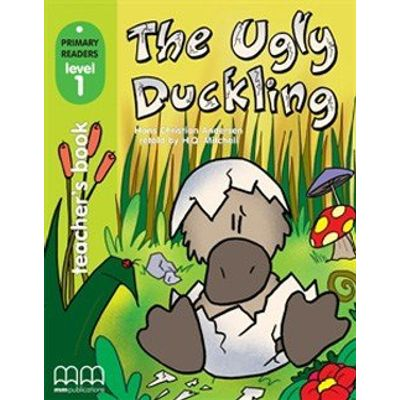 Ugly Duckling - Teacher's Book With CD-ROM