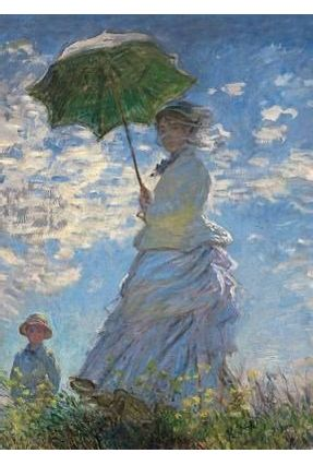 Woman With A Parasol Notebook - Monet,Claude   Tagrny.org