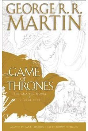 Game Of Thrones - Graphic - Vol. 4 - Martin,George R. R. | Hoshan.org