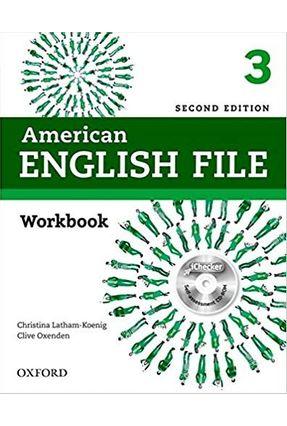 American English File 4 - Student Book With Itutor - 2ª Ed. - Oxford,Editora Oxford,Editora | Nisrs.org