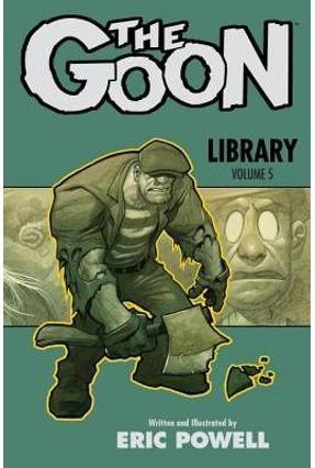 The Goon Library - Vol. 5 - Powell,Eric pdf epub