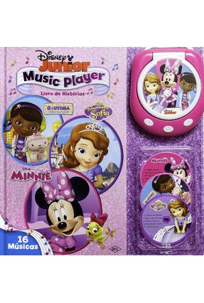 Disney Junior Music Player - Livro de Histórias - 16 Músicas - Disney Digest,Reader´S pdf epub