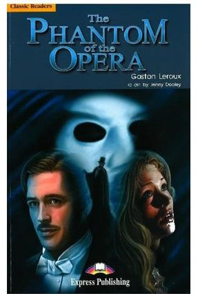 The Phantom Of The Opera - Student's Book With CD - Evans,Virginia Dooley,Jenny | Nisrs.org