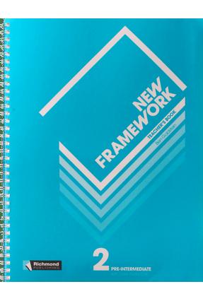 New Framework 2 - Teacher's Book - With CD And Resource Book - Goldstein,Ben | Hoshan.org