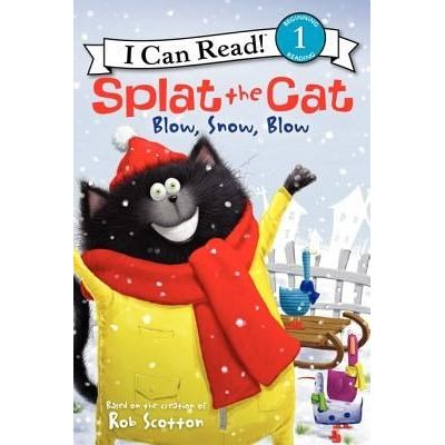 Splat The Cat - Blow, Snow, Blow