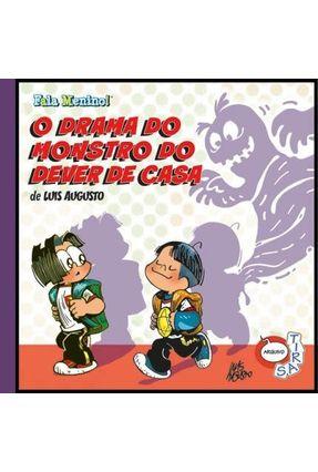 Fala Menino! o Drama do Monstro do Dever de Casa - Augusto,Luis pdf epub