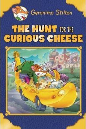 Geronimo Stilton Special Edition - Geronimo Stilton Special Edition -  The Hunt For The Curious Cheese - Stilton,Geronimo | Hoshan.org