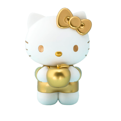 Hello Kitty Gold Ver. - Figuartszero