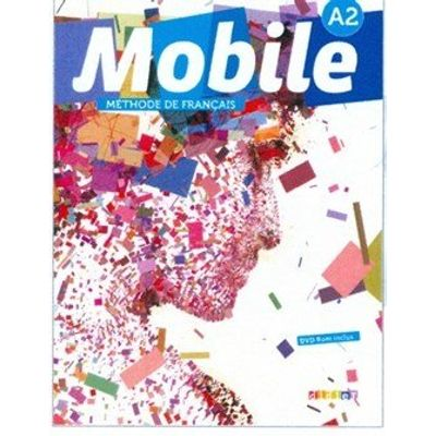 Mobile 2 (A2) - Livre De L´Eleve + Dvd-Rom/Cd Audio
