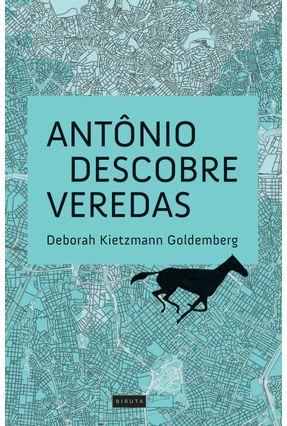 Antônio Descobre Veredas - Goldemberg,Deborah Kietzmann | Hoshan.org
