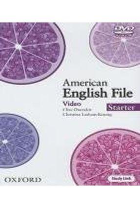 American english file starter dvd